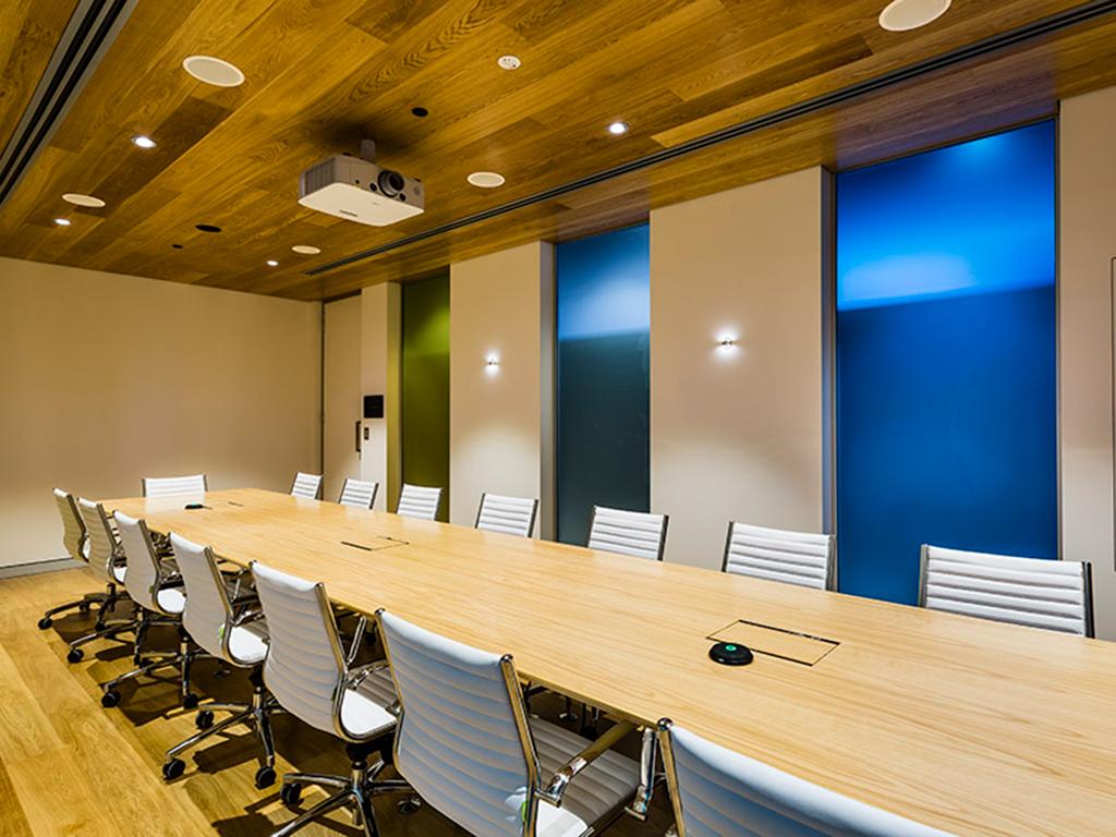 CCER Boardroom